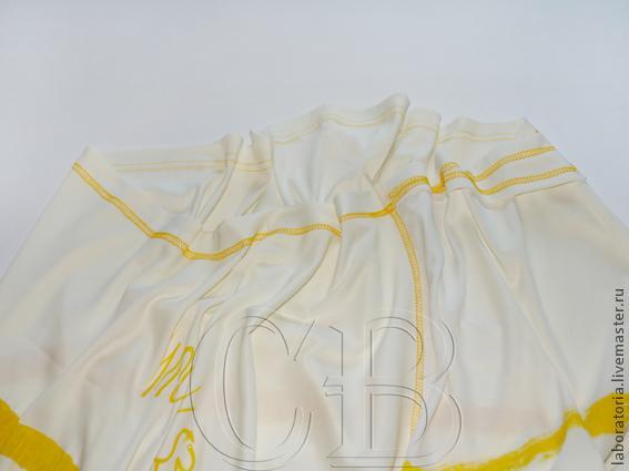Юбка из бракованной ткани (не совсем мастер-класс), фото № 5