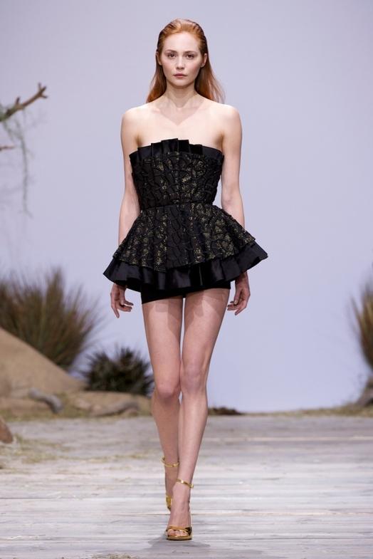 Zuhaitz Haute Couture весна-лето 2014, фото № 2