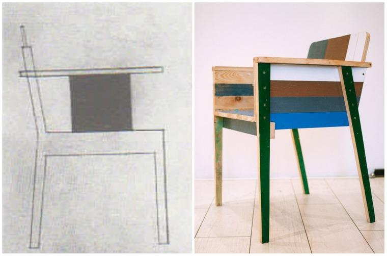 кресло suetin, мебель