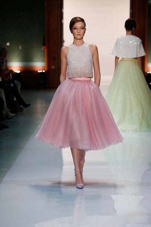 Georges Hobeika Haute Couture весна-лето 2014, фото № 12