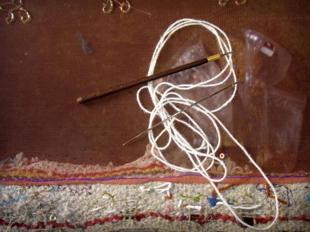 Инструменты для вышивки тонкий