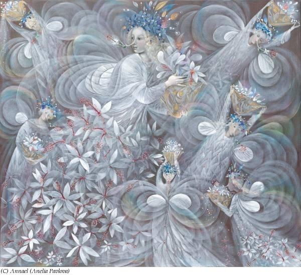 Тонкие материи мира: ANNAEL (Anelia Pavlova), фото № 3