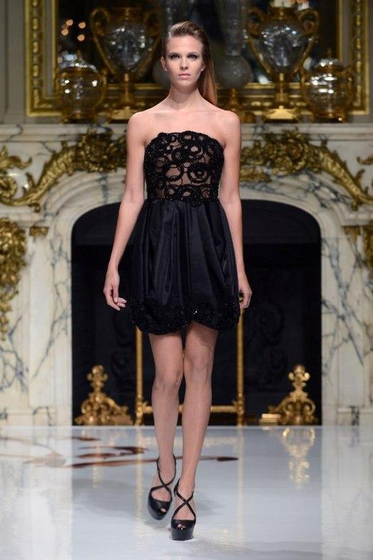 Charlotte Licha Haute Couture весна-лето 2014, фото № 25