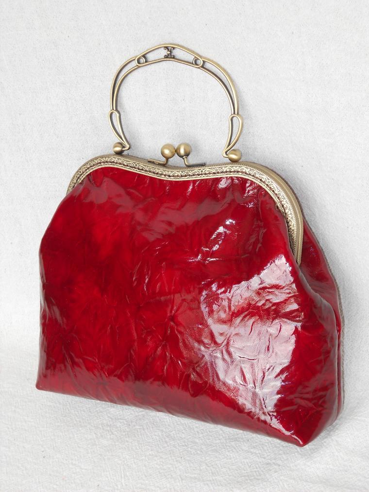 сумка из кожи, сумка своими руками