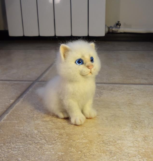 Сшить котика фото