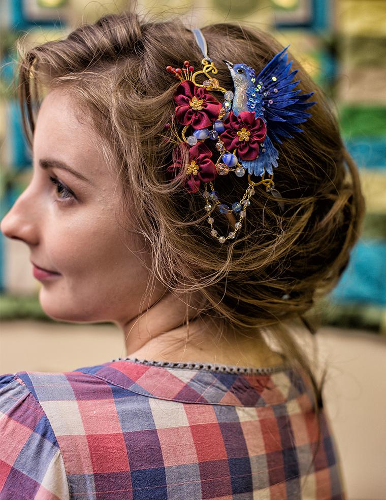 Летящий Феникс: интервью с победителем в номинации «Работа года 2014» Юлией Гориной, фото № 29