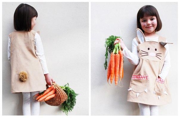 Стильные детские платьица и комбинезоны от Кирсти Хартли, фото № 1