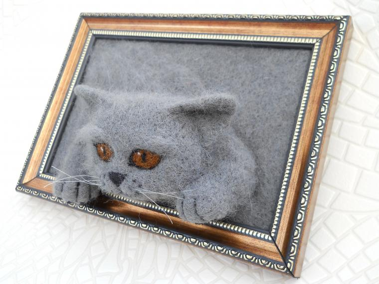 коллекция кошек