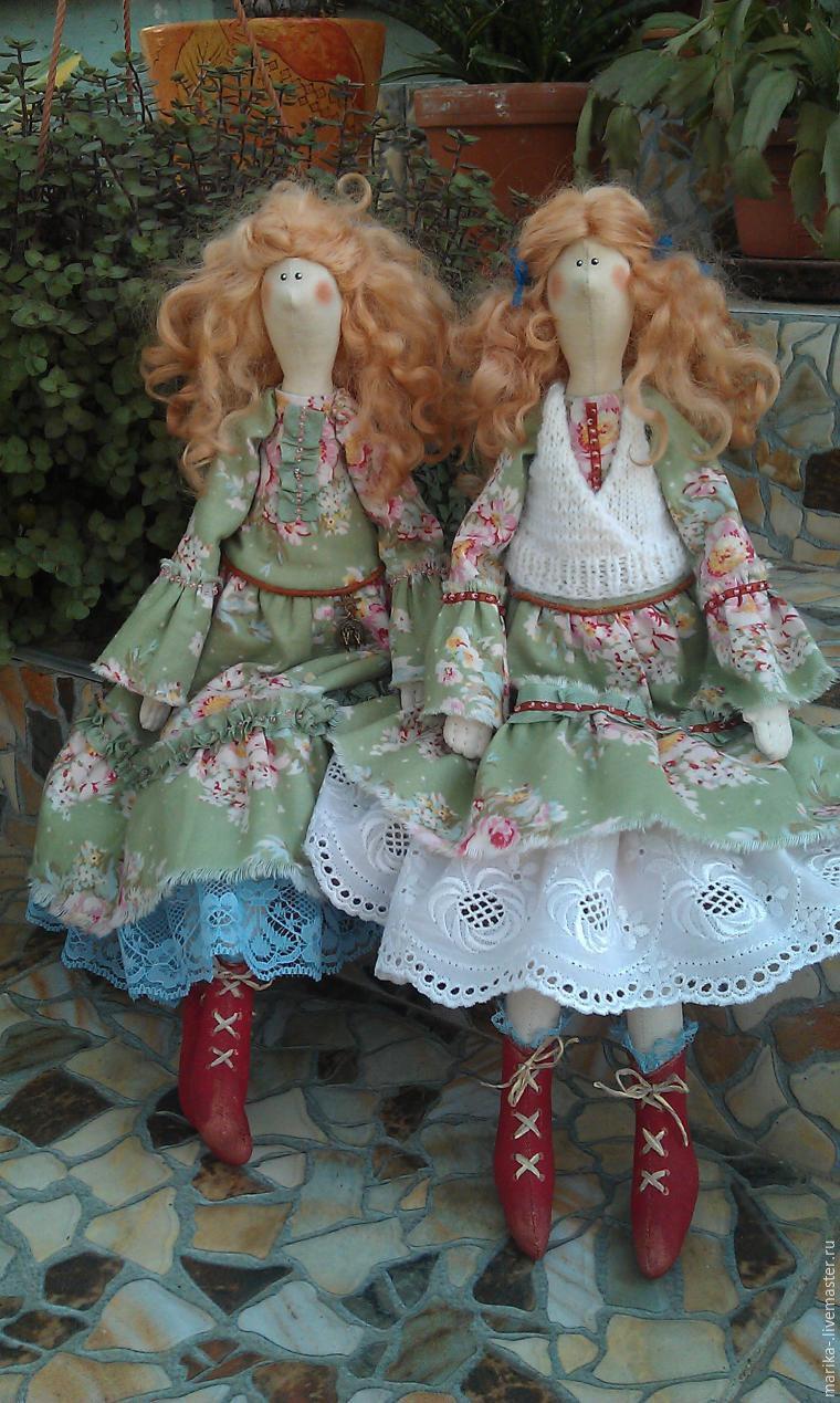 Причёски для куклы из шерсти для валяния