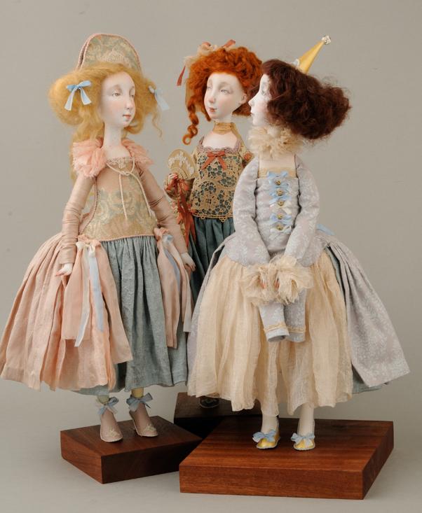 выставка, куклы, минск, авторская кукла, выставка кукол
