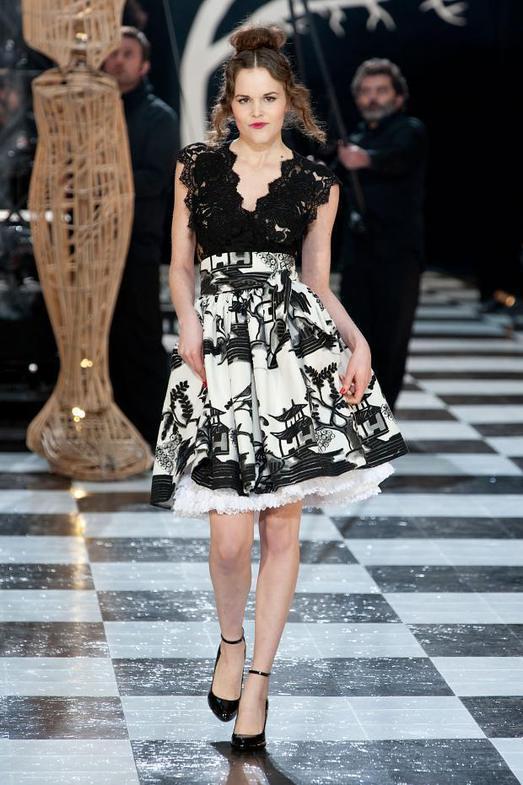 Franck Sorbier Haute Couture весна-лето 2014, фото № 2