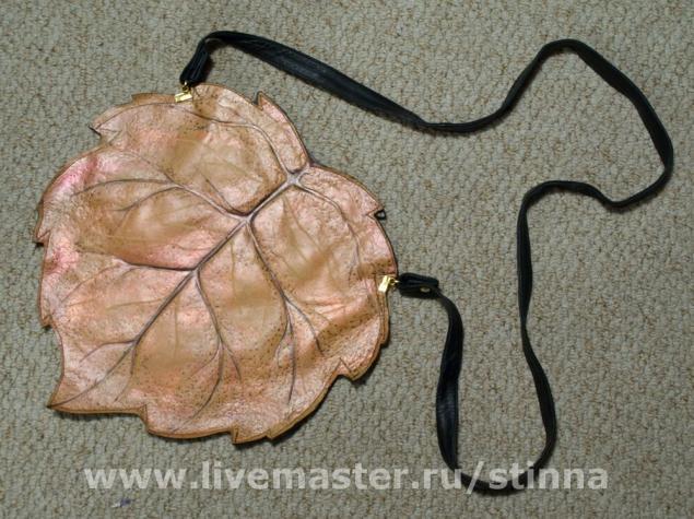 кожа натуральная, сумочка