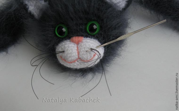 Как сделать усы кота своими руками 687
