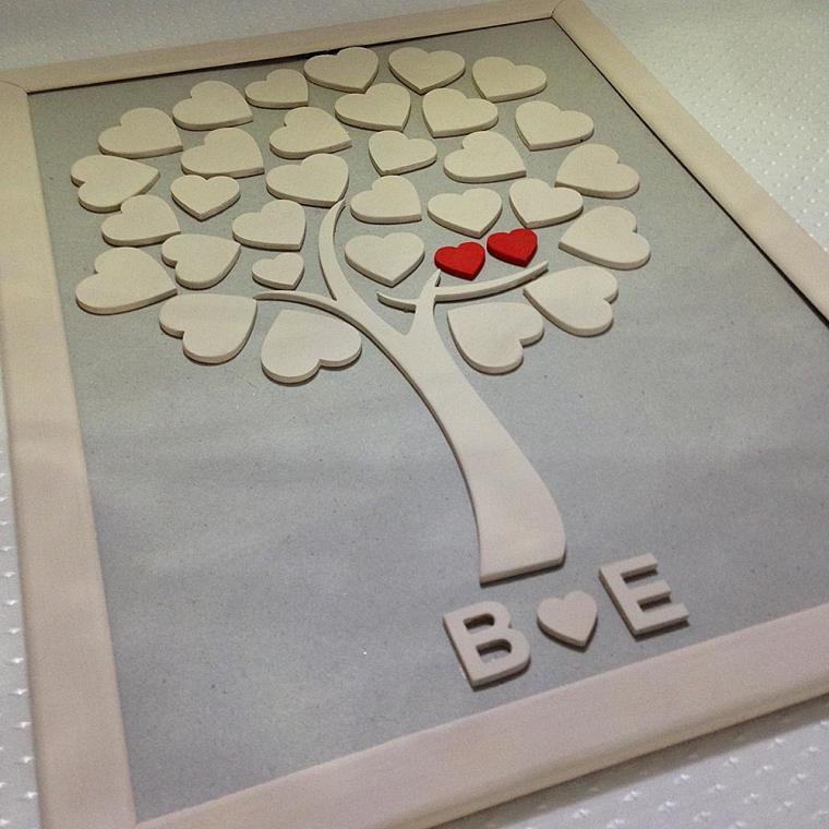 дерево на свадьбу, wedding