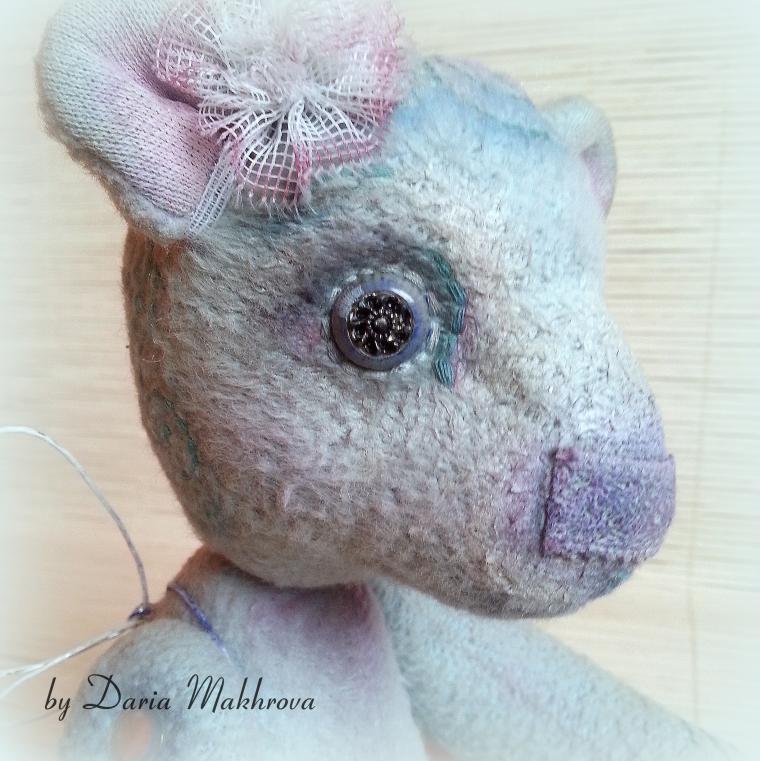 интерьерный мишка