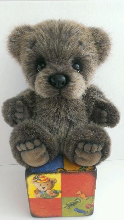 мишка, мишка ручной работы, медвежонок, медвежонок тедди