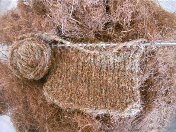 хвоя, пряжа для вязания