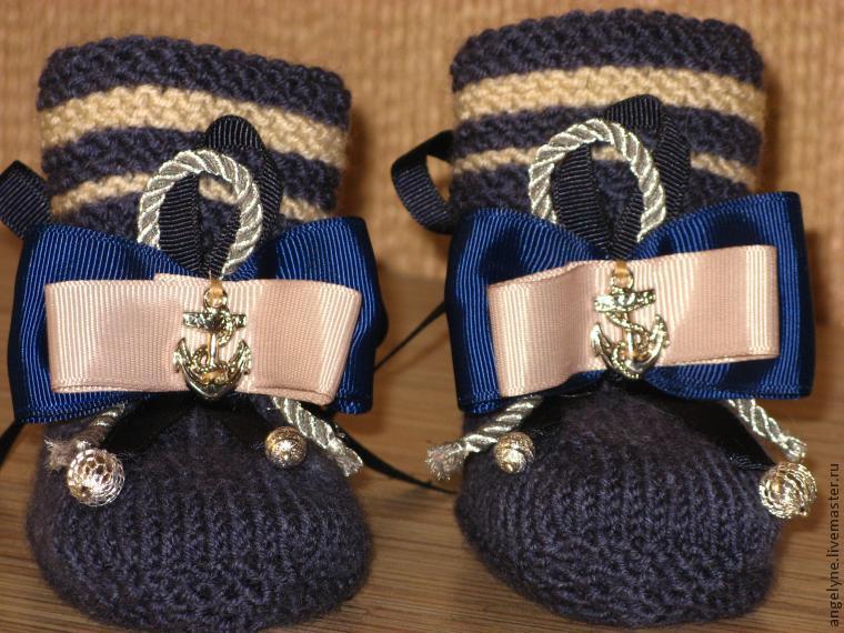 """针织鞋袜""""海洋风格"""" - maomao - 我随心动"""