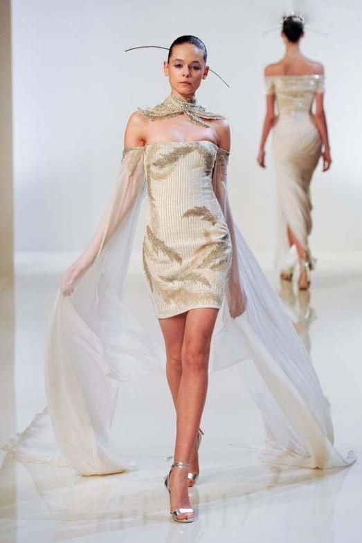 Dilek Hanif Haute Couture весна-лето 2014, фото № 4