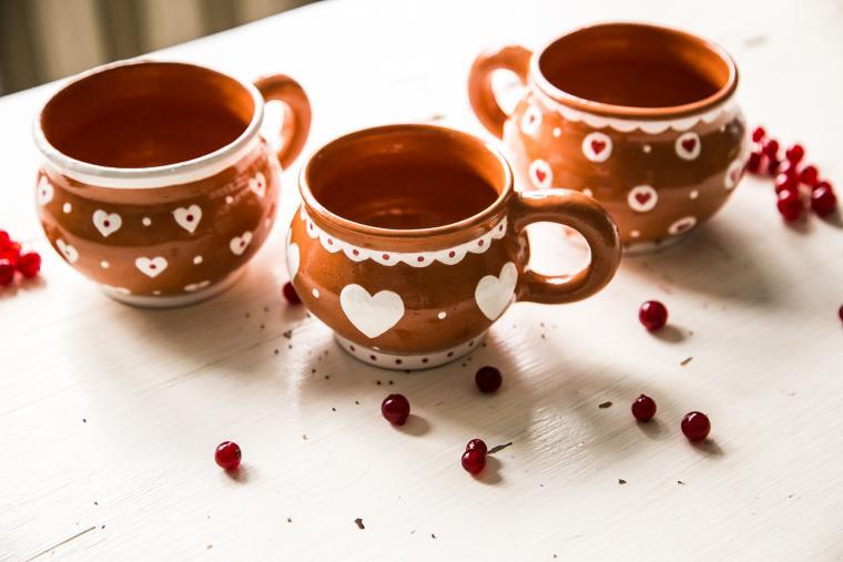 керамика, чашки, новость магазина