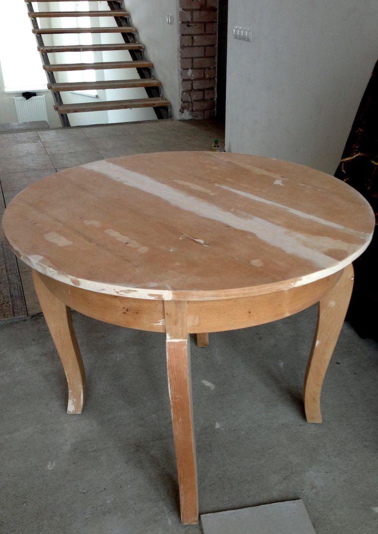отношение как реставрировать старые столы фото неизбежное расставание