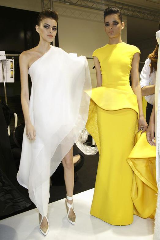 Stephane Rolland Haute Couture весна-лето 2014, фото № 36