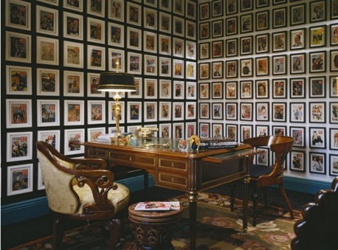 примеры картин на стене