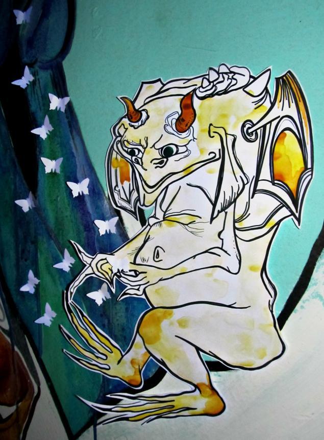 художница ирина брянцева, бабочки