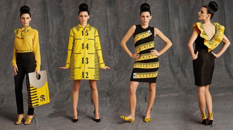 Создание модных коллекций одежды