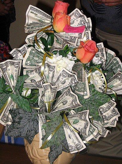 10 способов оригинально подарить деньги, фото № 14