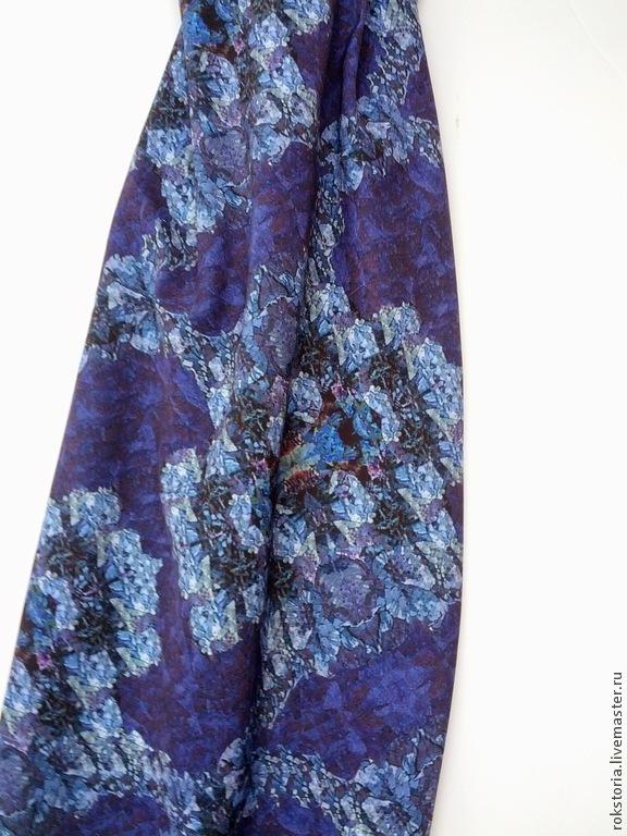Очень женственный шарфик, фото № 4
