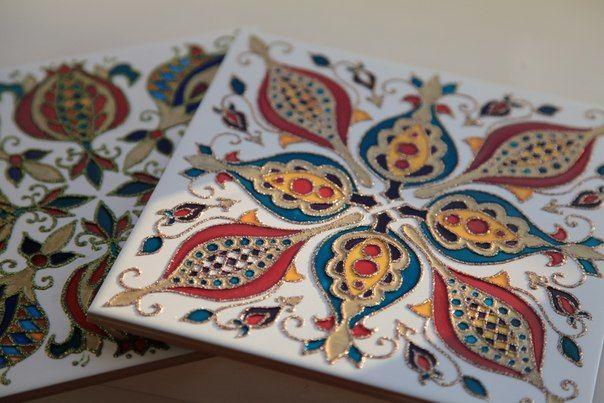 плитка, оформление интерьера, декоративные элементы