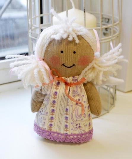 мастер-класс, тильда мастер-класс, кукла своими руками