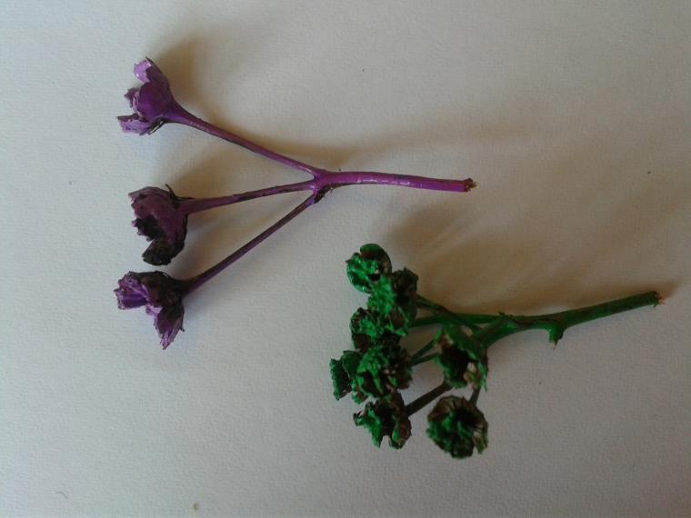 Мастерим декоративный забор с цветочными горшками для мини-садика, фото № 41