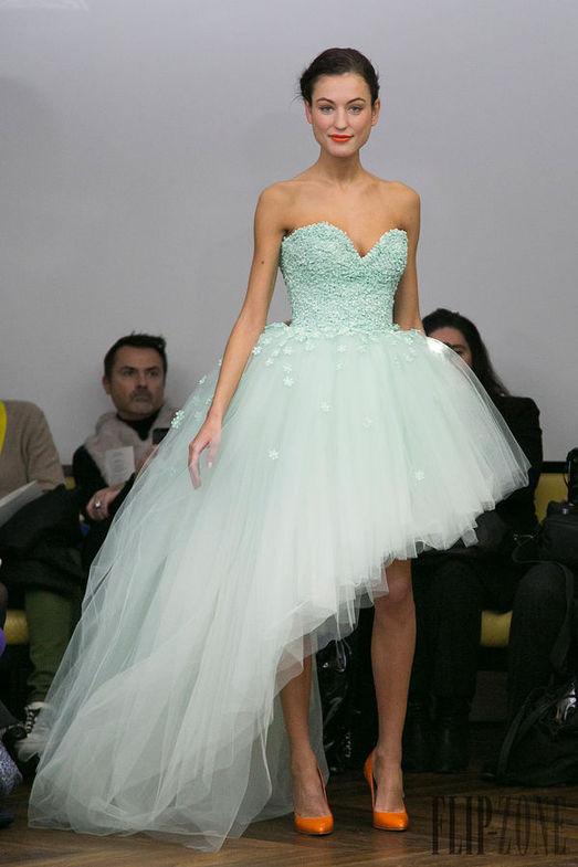 Tony Yaacoub Haute Couture весна-лето 2014, фото № 4
