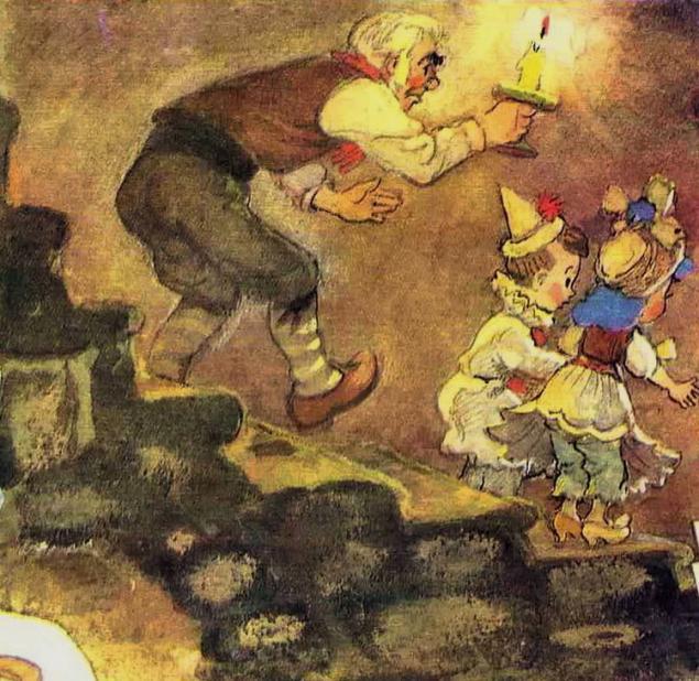 Главный иллюстратор Изумрудного города - художник Леонид Владимирский, фото № 8