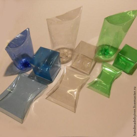 Как сделать пластиковую коробку своими руками 27