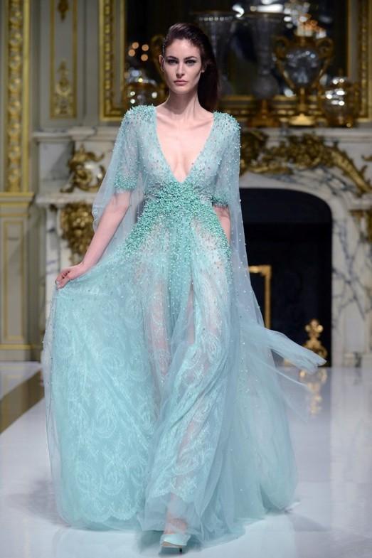 Charlotte Licha Haute Couture весна-лето 2014, фото № 9