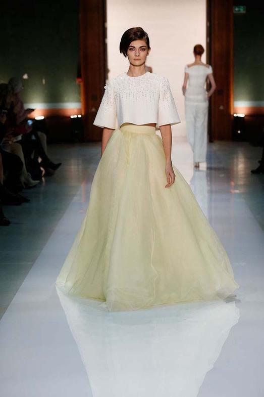 Georges Hobeika Haute Couture весна-лето 2014, фото № 11