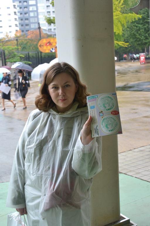 Дикий забег по Токио за 7 дней. День пятый. Зоопарк Уэно и детские магазины., фото № 33