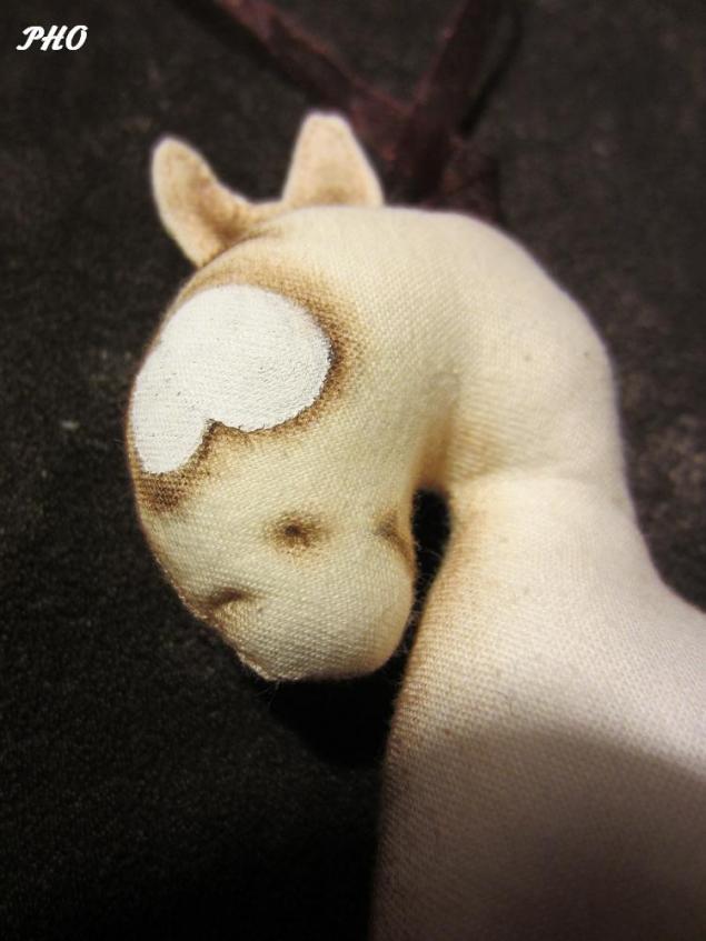 Шьём лошадок - символ 2014 г. 86482