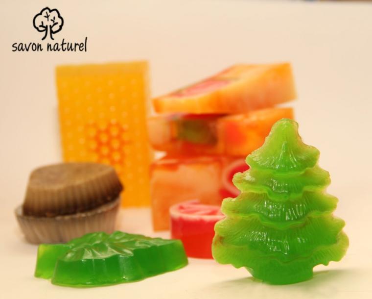 новый год 2014, сувенир, елочка, сувенирное мыло, зима 2014