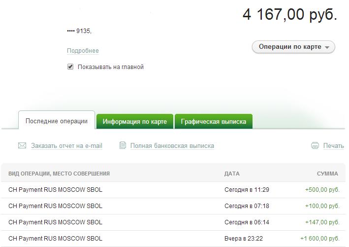 Отчет о поступлении средств, за период с 14.10.14, фото № 9