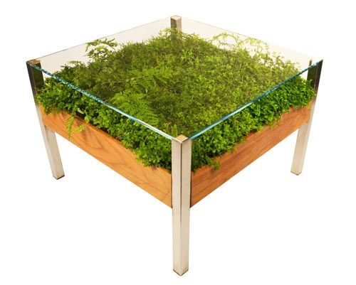 The Living Table  by Habitat Horticulture, part of their new