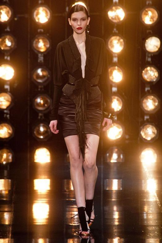 Alexandre Vauthier Haute Couture весна-лето 2014, фото № 15