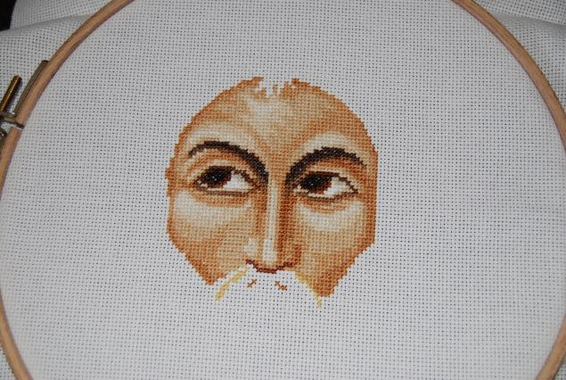 Head вышивка крестом что это
