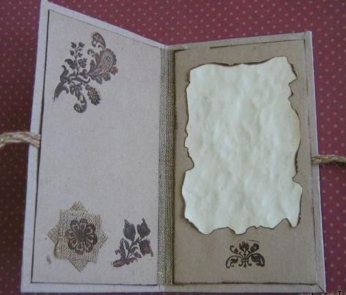 Скрапбукинг внутренней части открытки, ангела ларисы открытки