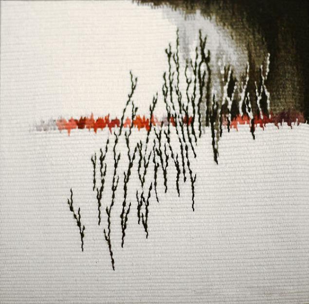 Тканый настенный ковёр шпалера в современных интерпретациях, фото № 10