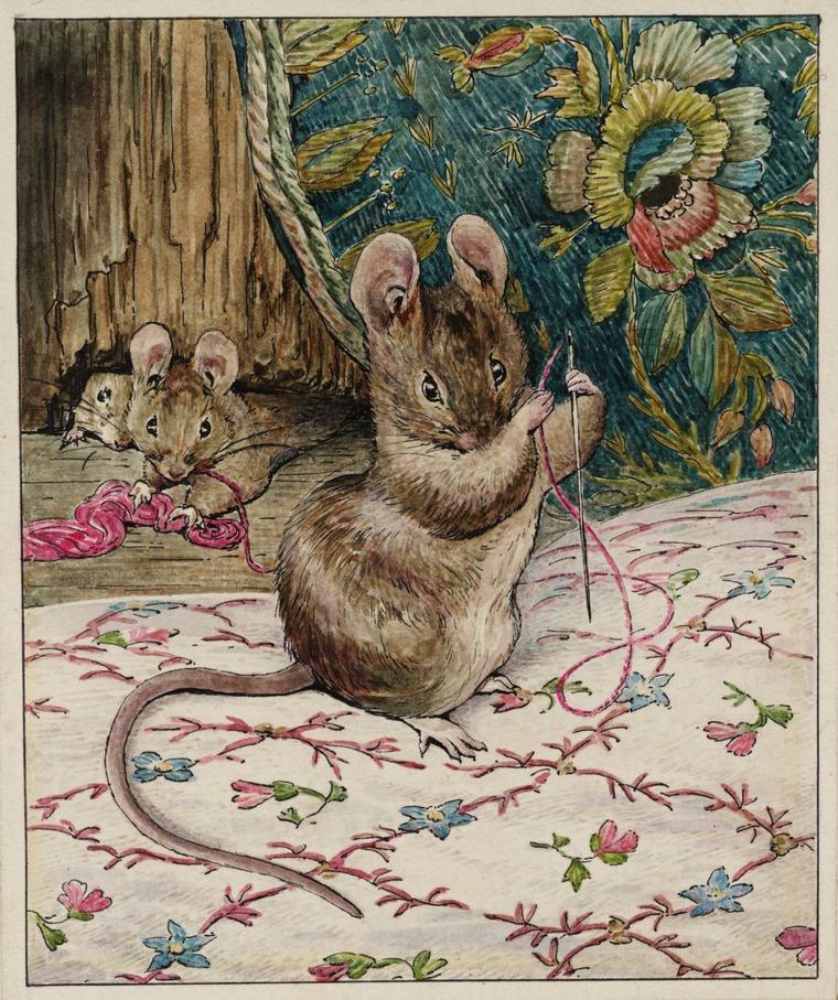 Интересные факты о Беатрис Поттер и ее знаменитых кроликах, фото № 4