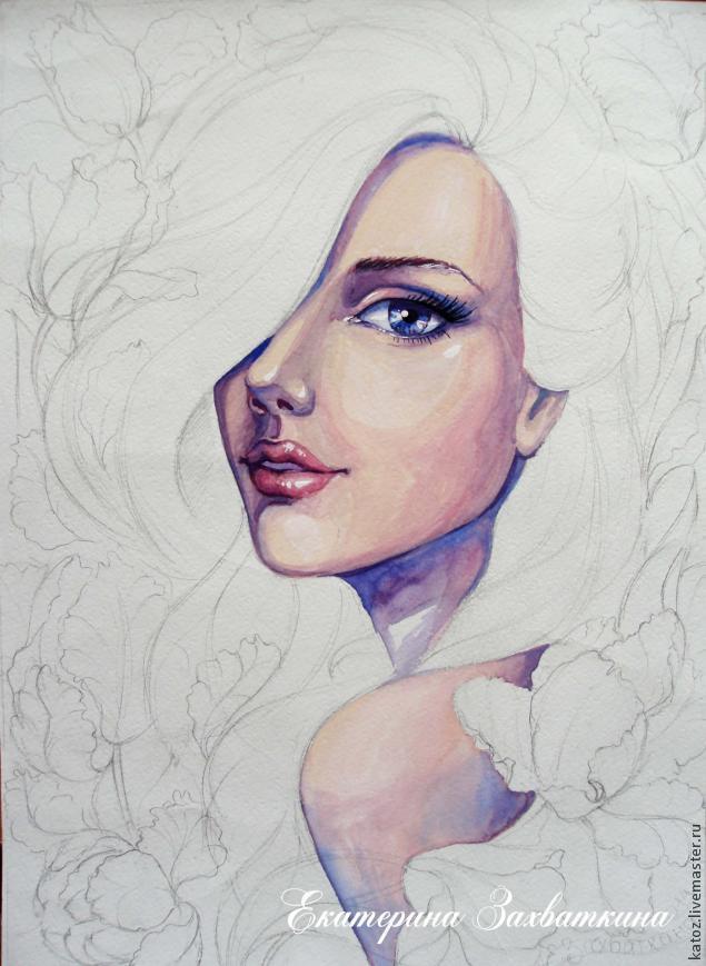 Кисти краски палитра картинки